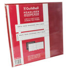 Guildhall Burgundy  Headliner 20 Column Account Book 58/4 -16 - 1384