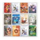Safco A5 Deluxe Booklet Presenter - 5610CL