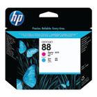 HP 88 Magenta and Cyan Printhead - C9382A