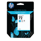 HP 72 Cyan Ink Cartridge - C9398A
