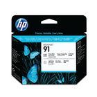 HP 91 Photo Black and Light Grey Printhead - C9460A