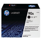 HP 90A Black Toner Cartridge - CE390A