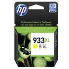 HP 933 XL Yellow Ink Cartridge - High Capacity CN056AE