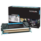 Lexmark C746 Cyan Return Program Toner Cartridge C746A1CG