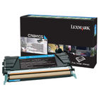Lexmark C748 Cyan High Yield Return Program Toner C748H1CG