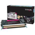 Lexmark C748 Magenta High Yield Return Program Toner C748H1MG