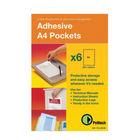 Pelltech A4 Maxi Pockets, Pack of 50 - PLL25542