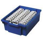 Aurora HC133 White Pocket Calculators, Pack of 30 - CK30