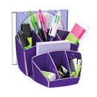 CepPro Gloss Purple Desk Tidy - 580G PURPLE