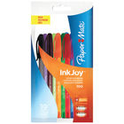 Paper Mate Assorted InkJoy 100 Ballpoint Pens, Pack of 8 - 1956737