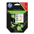 HP 950 XL Black / HP 951 XL Colour Ink Cartridge Multipack C2P43AE