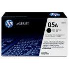 HP 05A Black Laserjet Toner Cartridges (Pack of 2) CE505D