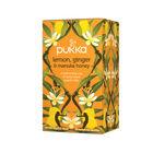 Pukka Lemon Ginger and Manuka Tea (Pack of 20) - P5049