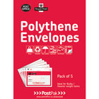 Polythene Size 0 Bubble Mailer (Pack of 13) - 101-3488