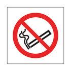 Safety Sign No Smoking Symbol (100 x 100mm) - KP01N/S