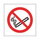 Safety Sign No Smoking Symbol (150 x 150mm) - 062948