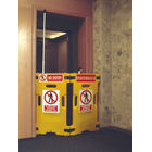 Barrier Elevator Guard Set of 2 Yellow (Pack of 2) 309856