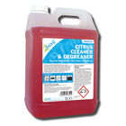 2Work Citrus Cleaner and Degreaser 5 Litre - 326