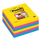 Post-it 101 x 101mm Rio Super Sticky XL Lined Notes, Pack of 6 | 675-SS6-RIO
