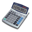Aurora DT401 Large Desktop Euro Conversion Calculator, 12 Digit Display - 566888