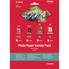 Canon Photo Paper Variety Pack and 10 x 15cm (Pack of 20) 0775B079