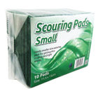 Green Economy Scourer Pads, Pack of 10 - SP120
