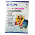 Epson Heavyweight White A3 Matte Photo Paper 167gsm - 50 Sheets - C13S041261
