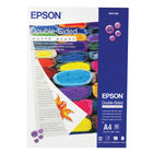 Epson Double Sided White A4 Matte Photo Paper, 178gsm - 50 Sheets - C13S041569