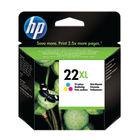 HP 22 XL Tri-colour Ink Cartridge - High Capacity C9352CE