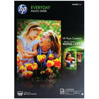 HP Everyday White A4 Glossy Photo Paper, 200gsm - 25 Sheets - Q5451A