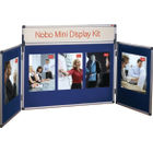 Nobo Blue Mini Desktop Display Kit - 35231470