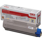 Oki Yellow Toner Cartridge - 43872305