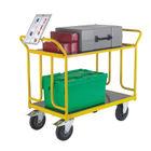VFM Yellow/Brown Top Shelf For Platform Truck 371757