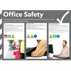 Office Safety Poster 420x594mm FAD126