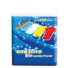 Evans 10kg One3Five Bio Laundry Powder - C050AEV