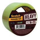 Scotch Clear 50mm x 50m Heavy Duty Packaging Tape - HV.5050.S.T