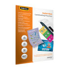 Fellowes Admire Stylish Matt A3 Laminating Pouches, Pack of 25 - 56022