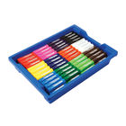Little Brian Assorted Paint Sticks in Gratnells Tray, x144 - LBPS10CA144G