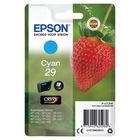 Epson 29 Cyan Inkjet Cartridge - C13T29824012