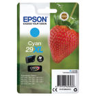 Epson 29XL Cyan Inkjet Cartridge - C13T29924012