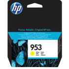 HP 953 Ink Yellow Cartridge 10ml, F6U14AE