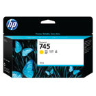 HP 745 DesignJet Ink Yellow Cartridge F9J96A
