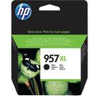 HP 957 XL Black Ink Cartridge - High Capacity L0R40AE