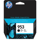 HP 953 Black Ink Cartridge 23.5ml,  L0S58AE