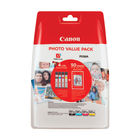 Canon CLI-581XL Colour Ink Photo Value Pack - High Capacity 2052C004