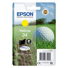 Epson 34 Yellow Ink Cartridge - C13T34644010