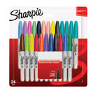 Sharpie Color Burst Fine Permanent Markers, Pack of 24 - S0944841