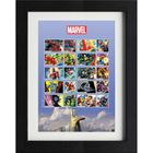 The Marvel Framed Generic Sheet - N3157