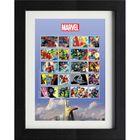 The Marvel Framed Generic Sheet - N3157