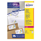 Avery White QuickPEEL Laser Address Labels 99.1 x 33.9mm Pack 8000 - L7162-500